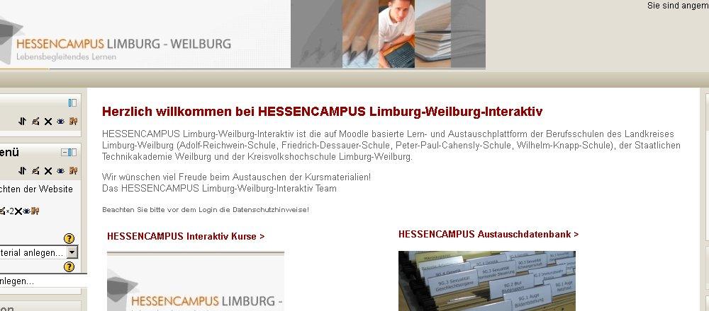 Hessen Campus Limburg-Weilburg